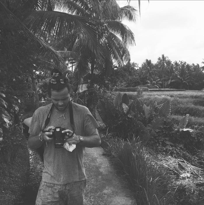Bali best bits: Eggs, monkeys andwaterfalls.